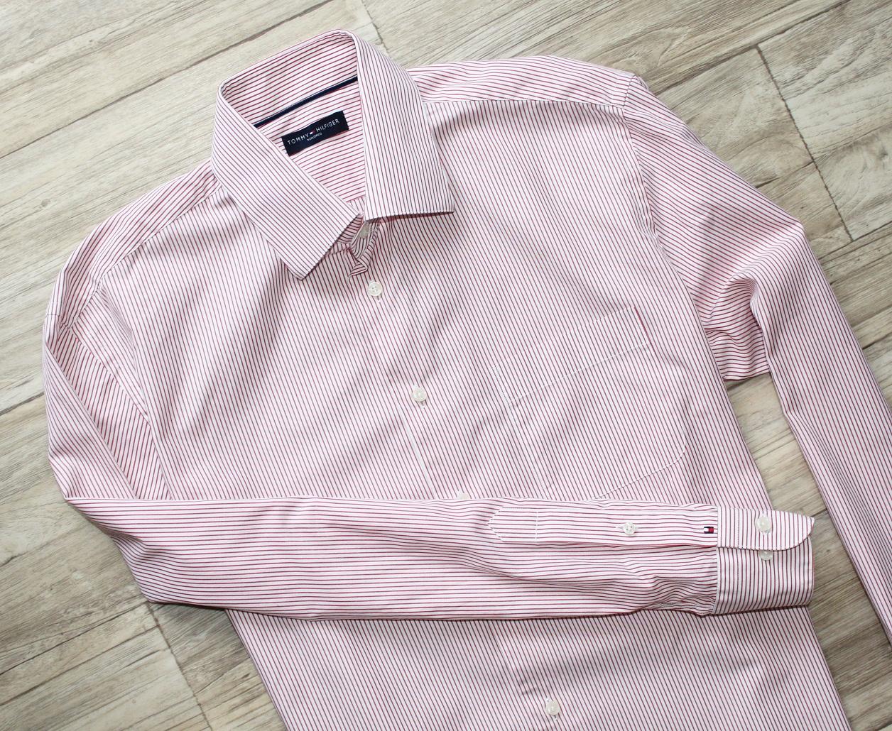 Koszula Tommy hilfiger ideał L 39 tailored