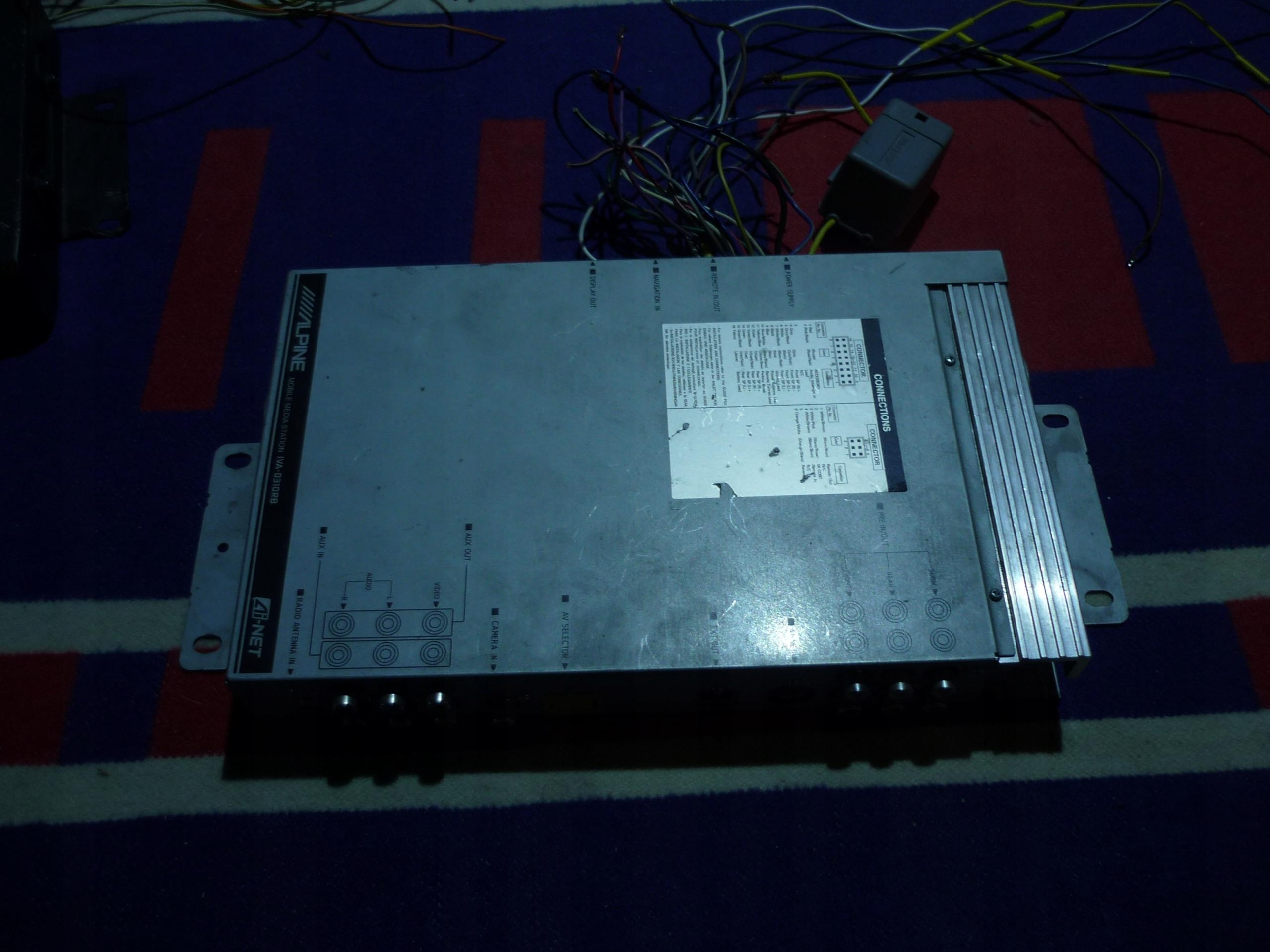 Alpine IVA-D310RB