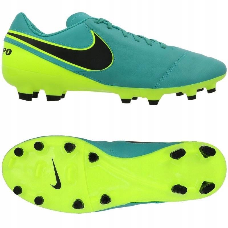 Buty piłkarskie Nike Tiempo Genio II FG M 819213-3