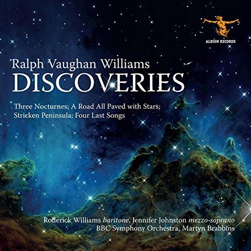 CD Vaughan Williams, R. - Discoveries Bbc S.O./Mar