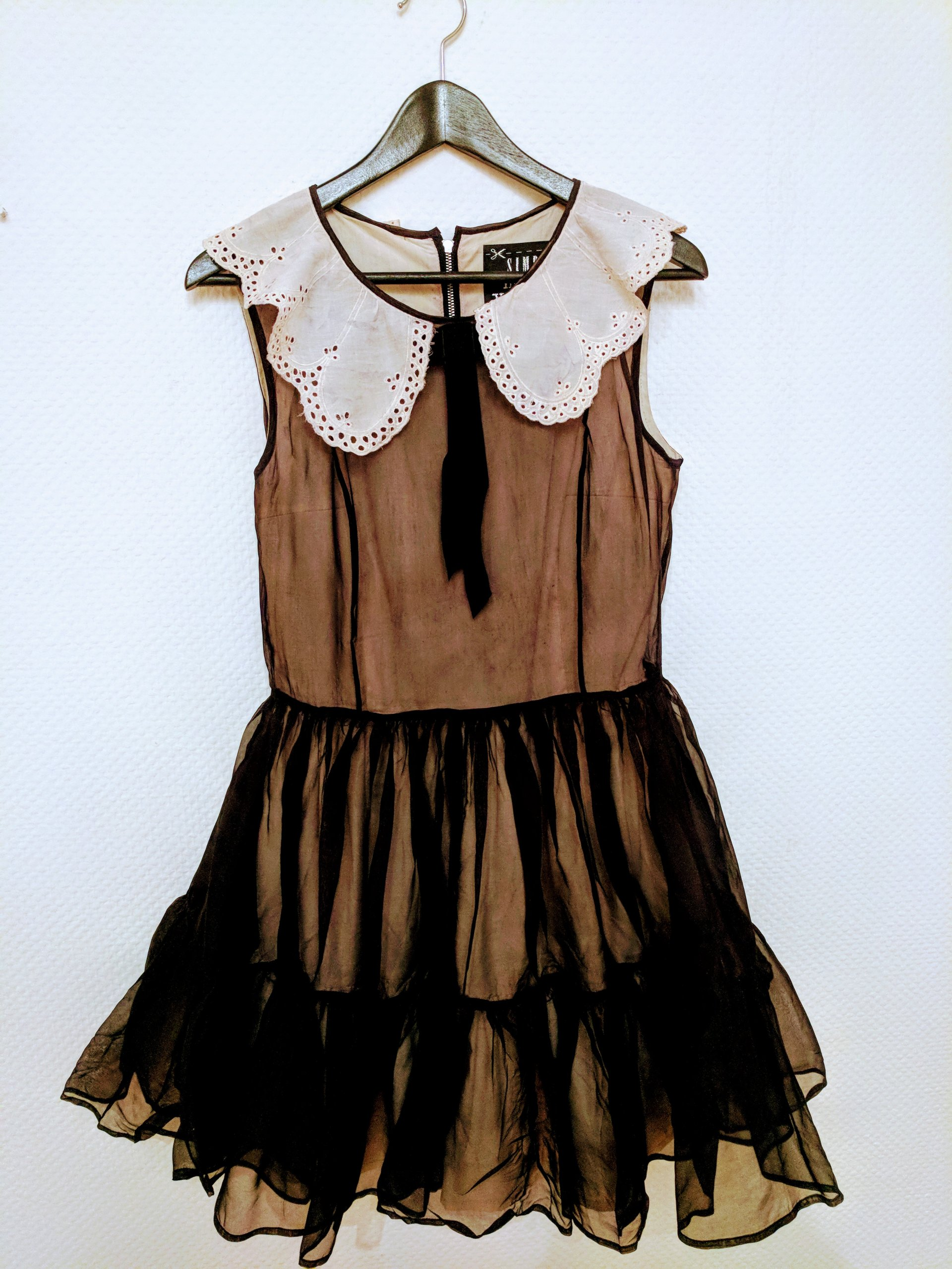 7bae6886e7 Sukienka Simple 38 - 7108331119 - oficjalne archiwum allegro
