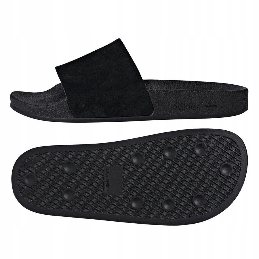 Klapki Damskie adidas Originals Adilette czarn 39