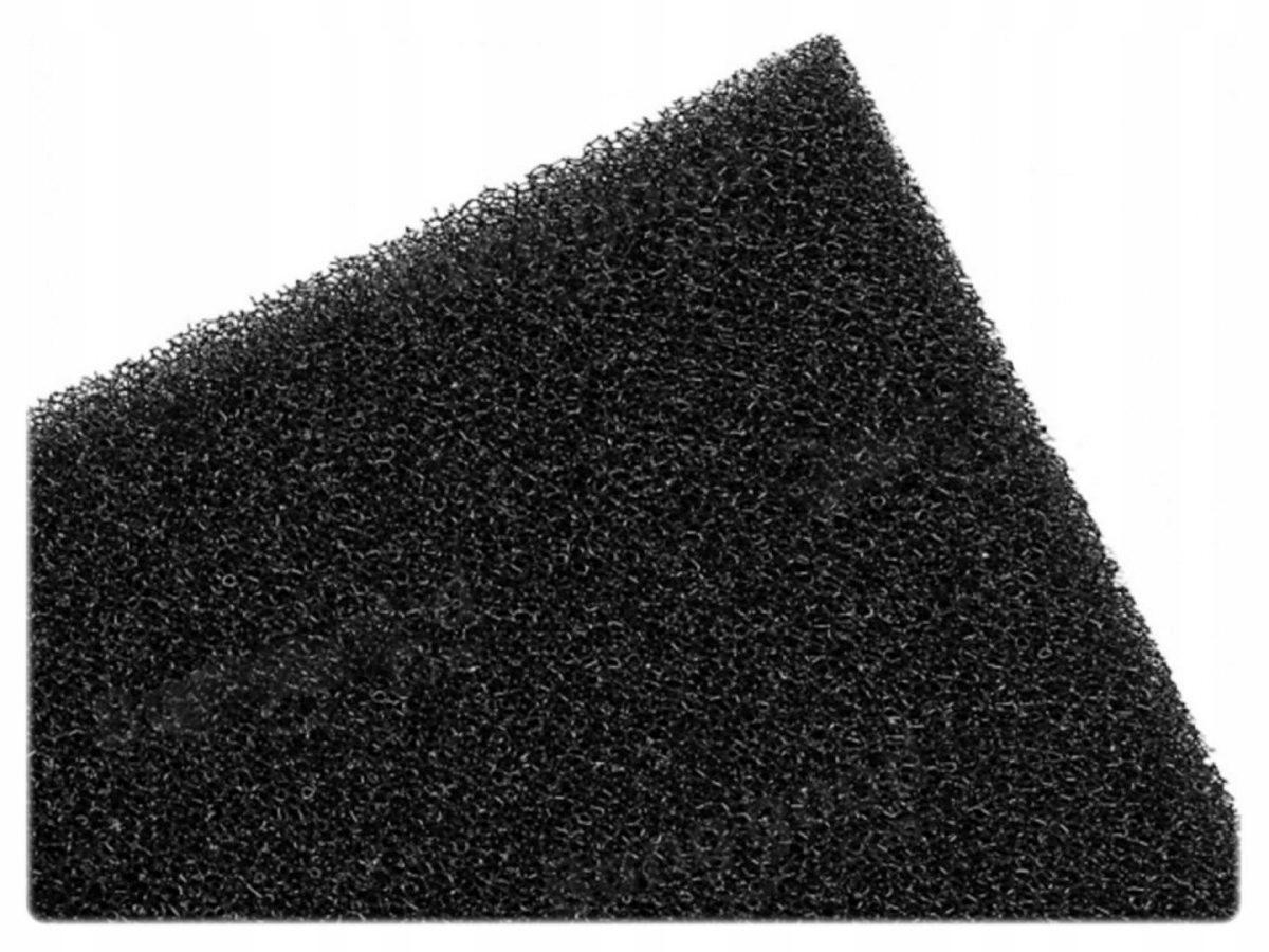 GĄBKA 20ppi 35x30x3cm wkład do filtra CZARNA