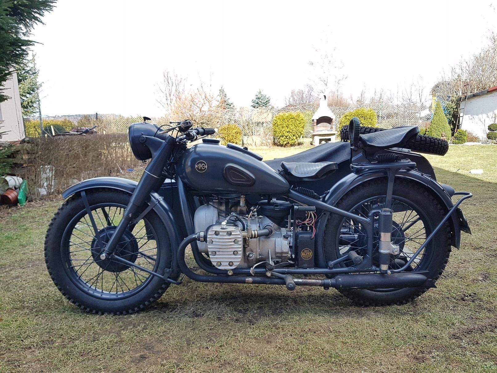 Motocykl M-72