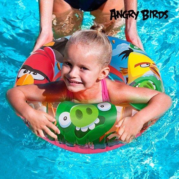 Dmuchany Pływak Koło dla Dzieci Angry Birds