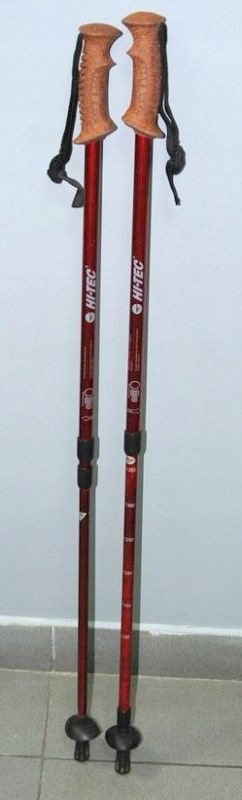 KIJKI NORDIC WALKING HI-TEC