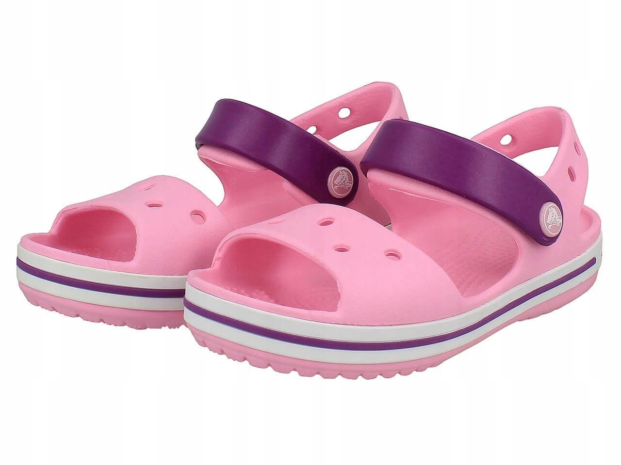 sprzedawca detaliczny różne style tani Sandały dziecięce Crocs Crocband 12856-4FV # 20/21 ...