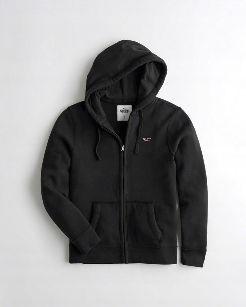 Bluza hollister, abercrombie, r.L/XL czarna
