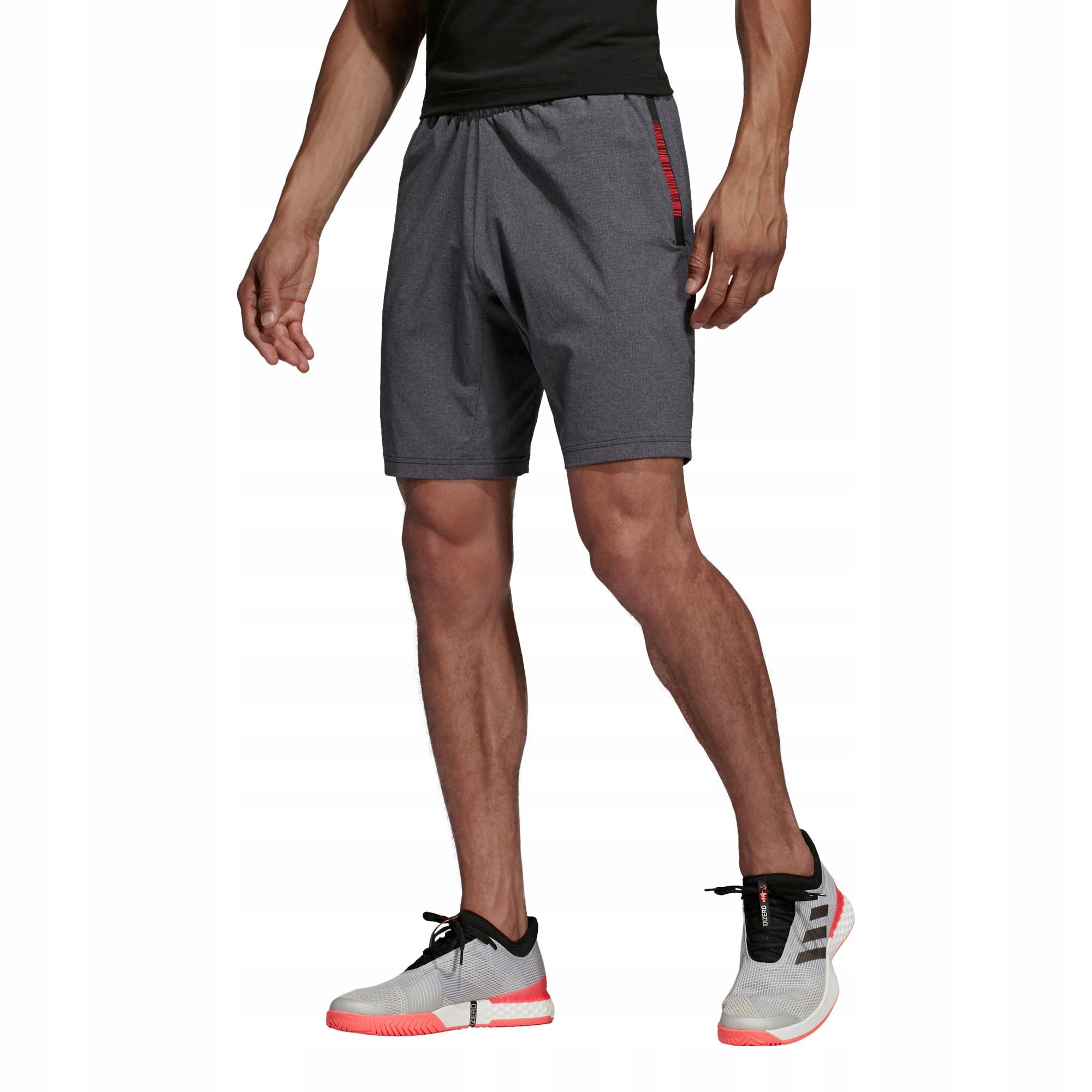 szorty spodenki męskie adidas r S DT4412 tenis