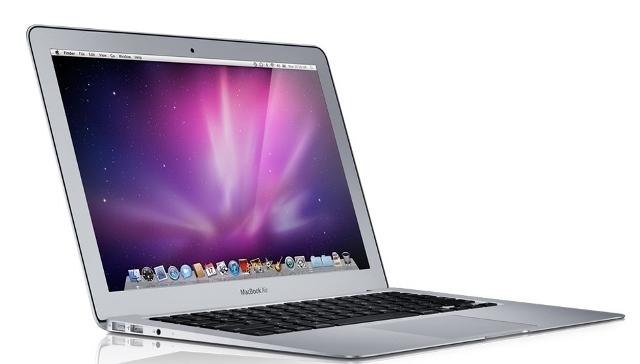 Ssd Apple MacBook Air i5 3gen 1,8-2,8Ghz 2012 8GB