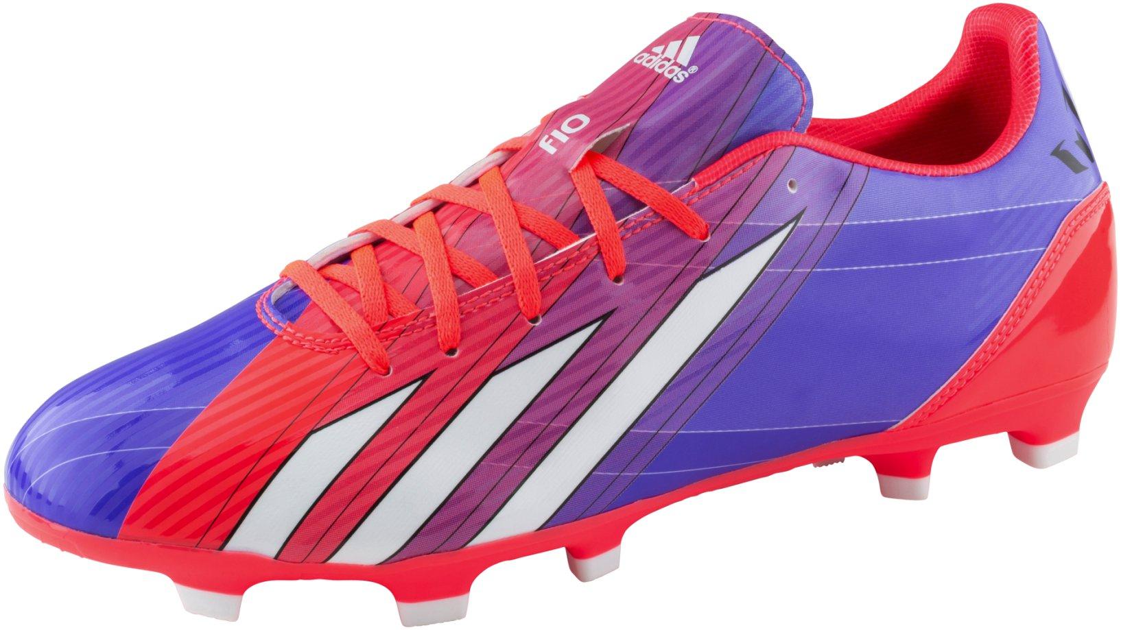 Buty pi?karskie Adidas F10 Messi TRX FG m?skie korki lanki