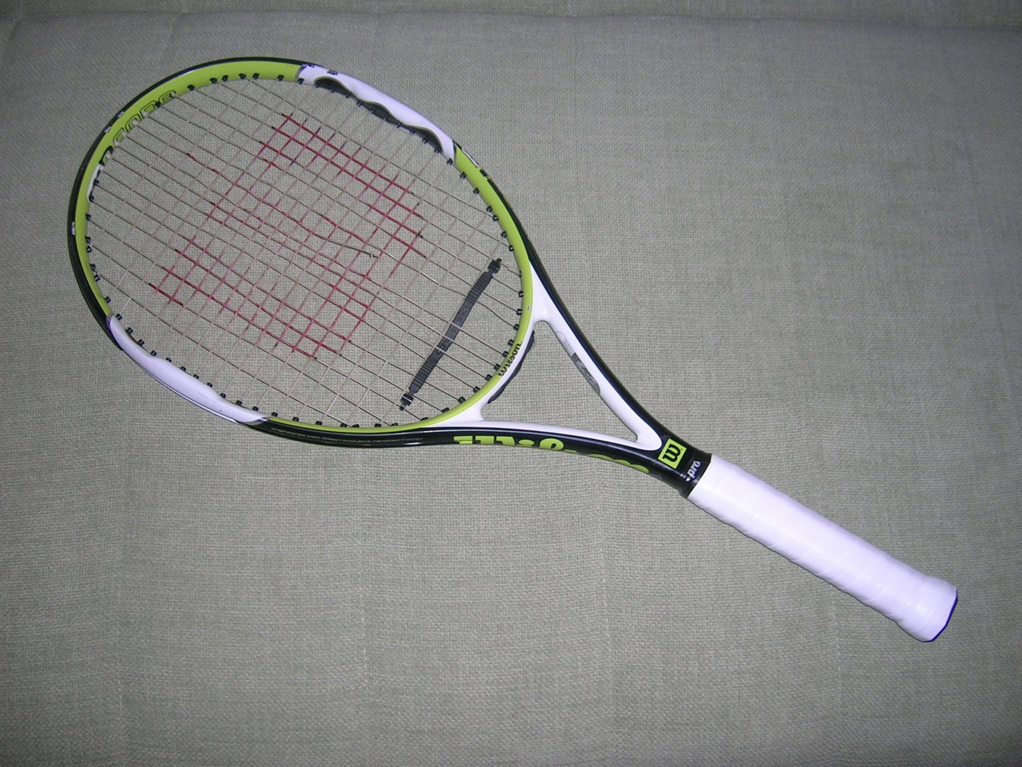Rakieta tenisowa WILSON NCODE PROOPEN L3