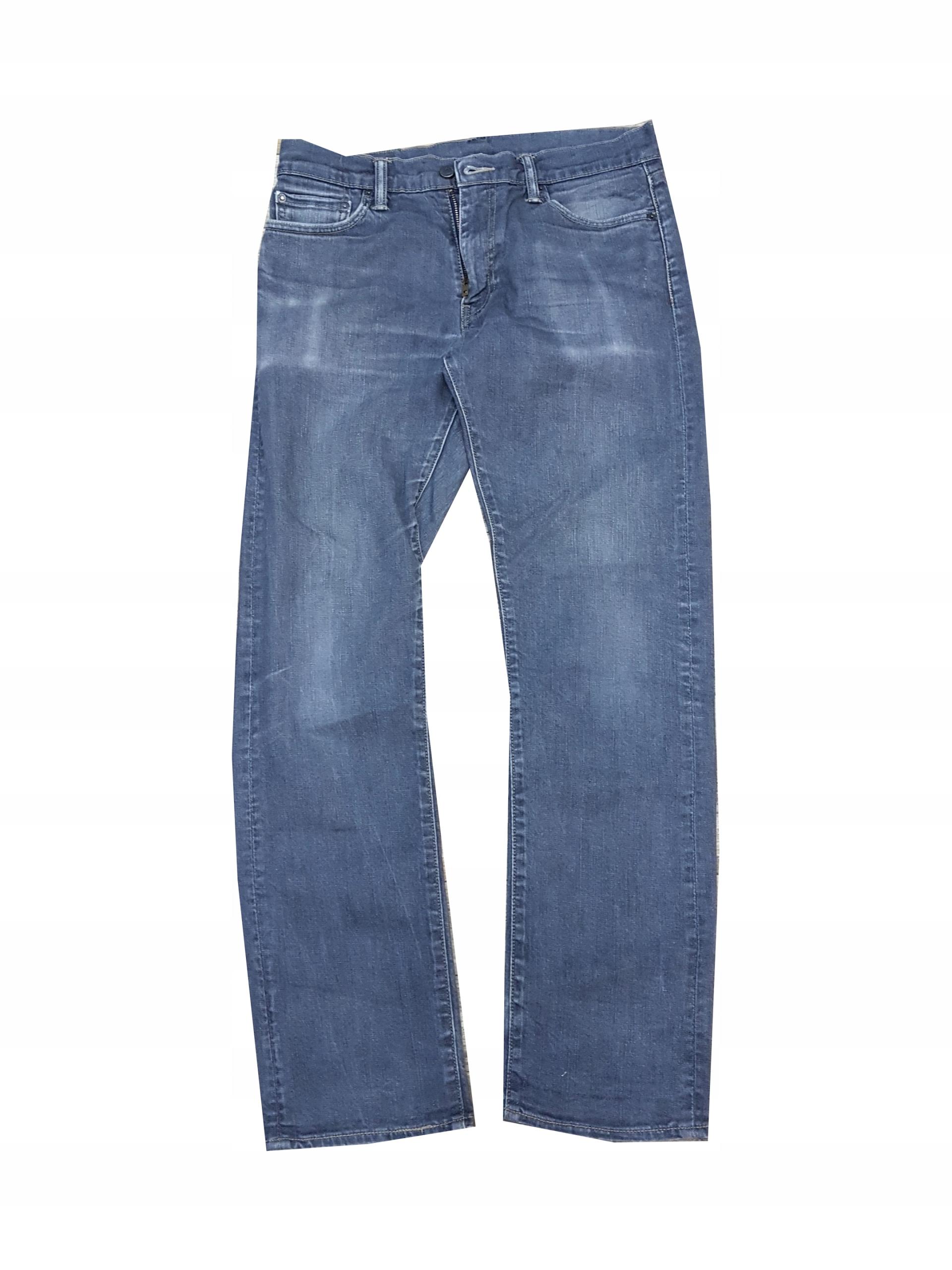 LEVI'S Levis 504 Spodnie Jeansy 33/32 pas 85 cm