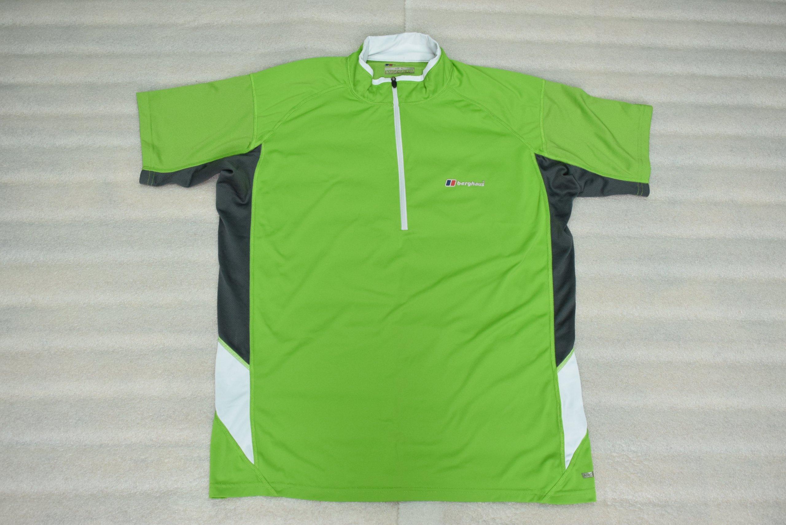 T-shirt Techniczny BERGHAUS ARGENTIUM XL