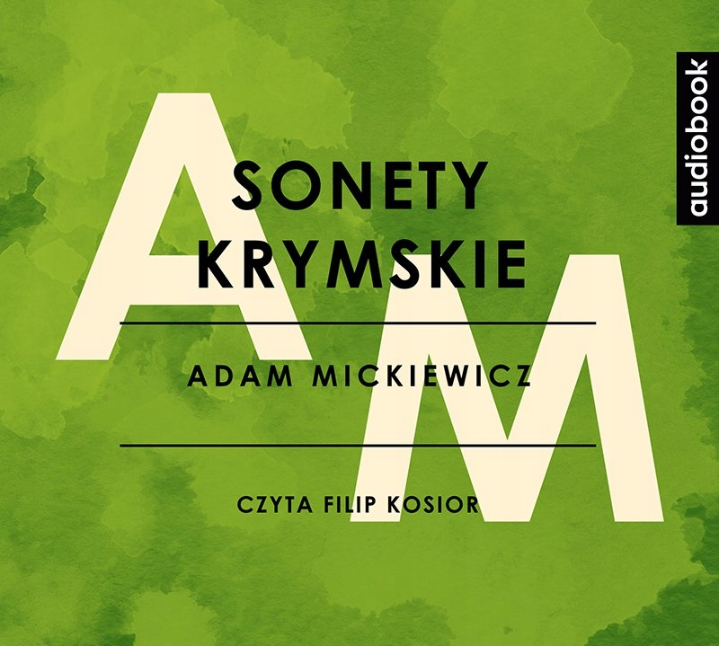 Sonety Krymskie Adam Mickiewicz 7801189220 Oficjalne