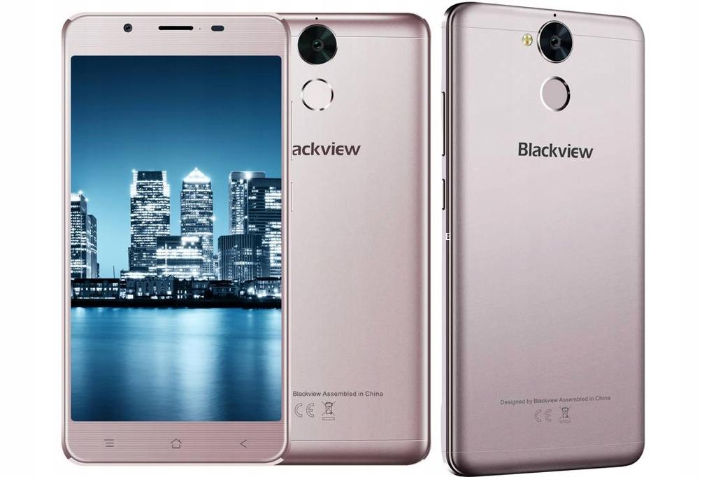 iGET BLACKVIEW GP2 Lite SMARTFON DUAL SIM BCM!