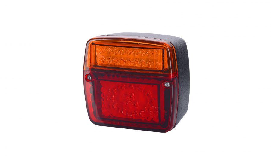 LED lampa tylna diodowa 12V 24V uniwersalna hit