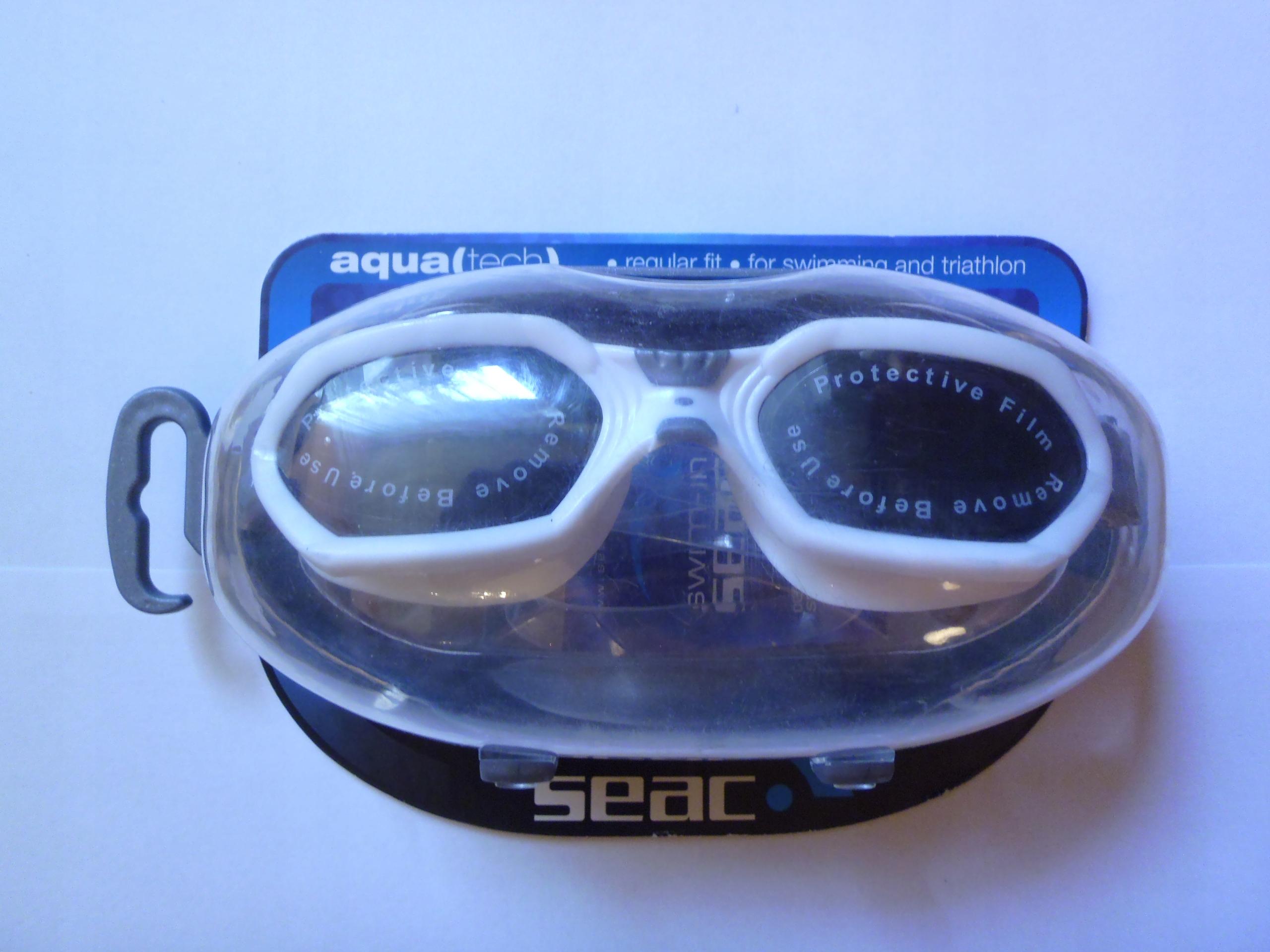 Okazja ! Okulary do nurkowania Seac