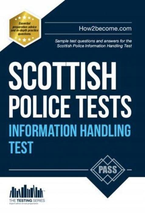 Richard McMunn SCOTTISH Police INFORMATION HANDLIN
