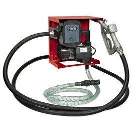Pompa oleju napędowego 350 W 60 l min stacja benzy