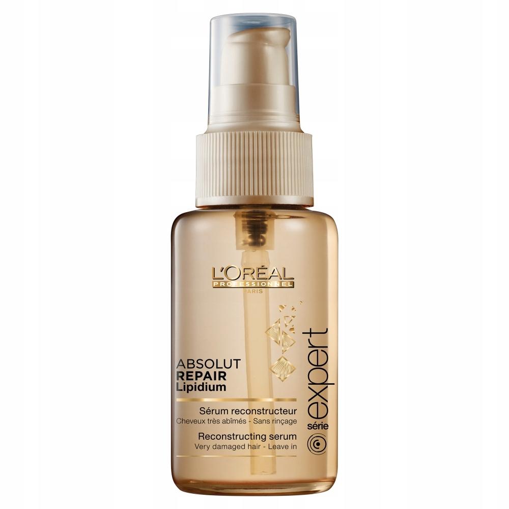 L'Oreal Absolut Repair Lipidium serum do włosów 50