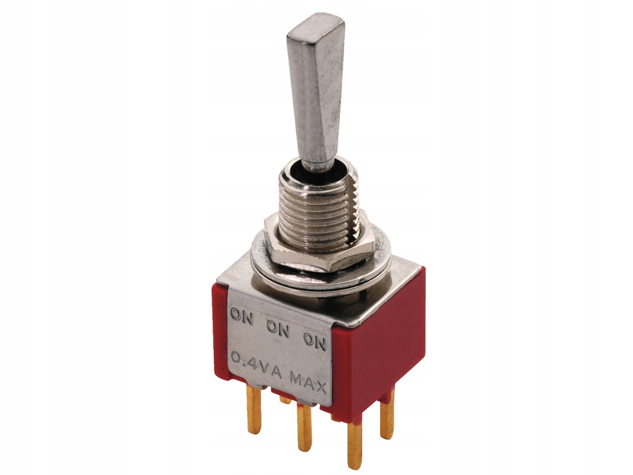 Przełącznik MEC 80008 mini toggle On/On/On (CR)