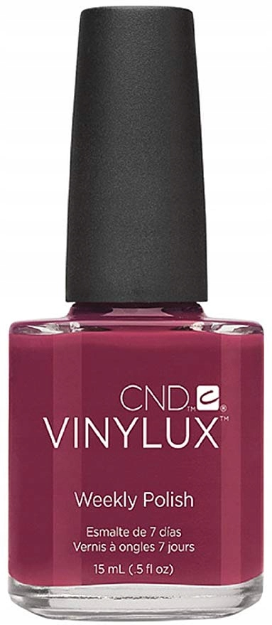 CND VINYLUX Najtrwalszy Lakier TINTED LOVE #153