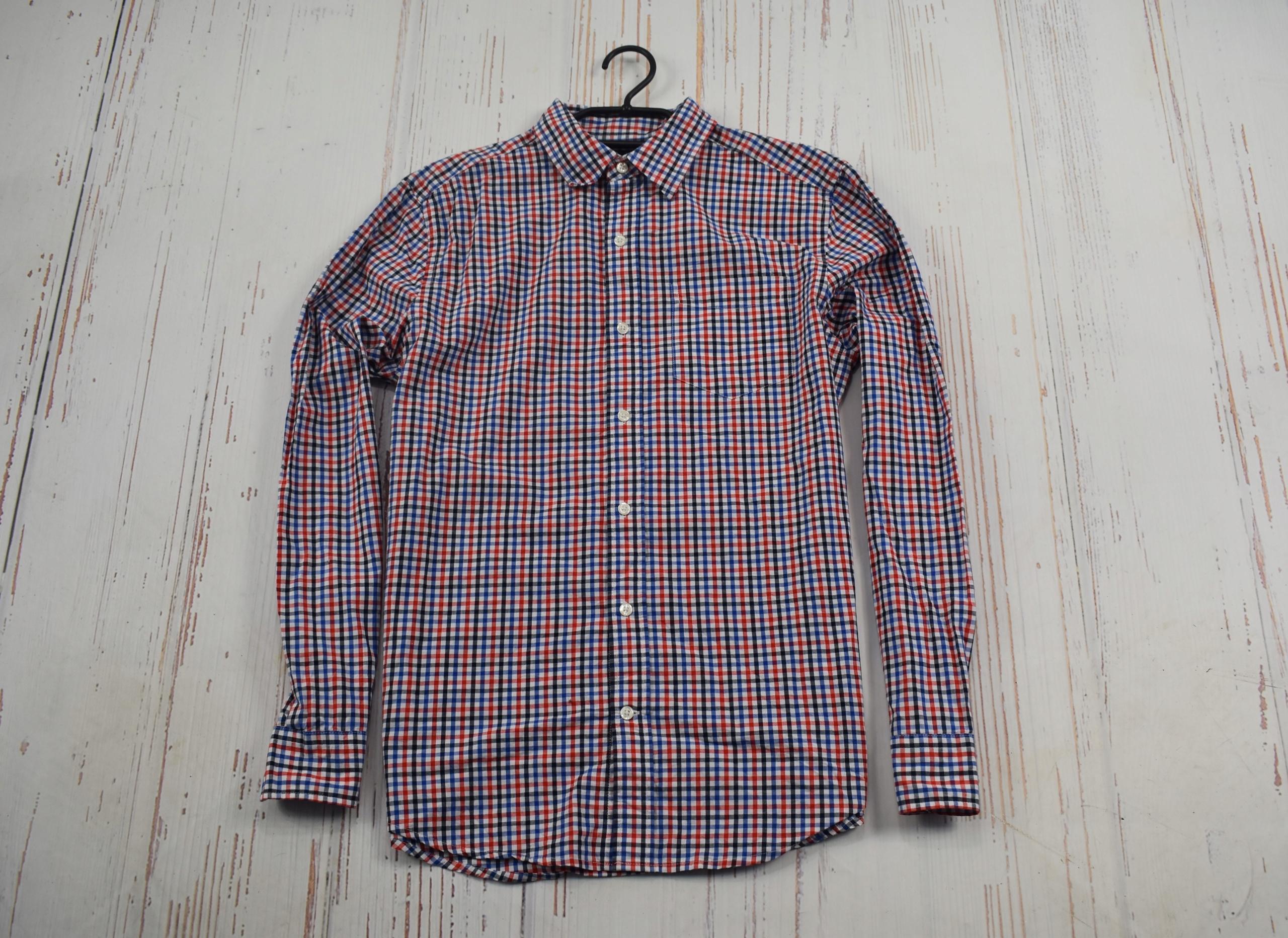 GAP koszula kratka Super Stan Classic Fit M