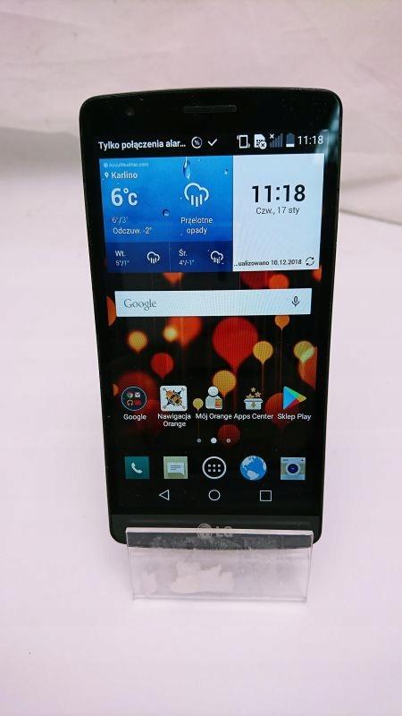 LG G3 S / SIM LOCK ORANGE