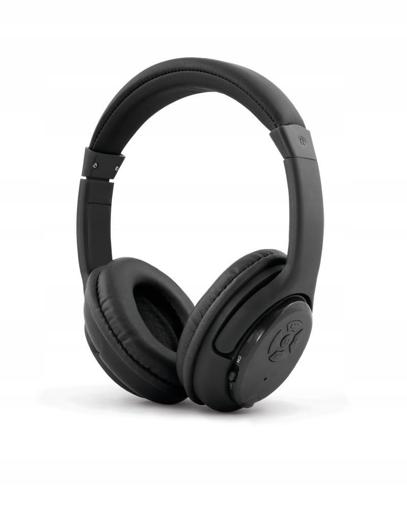 EH163K Słuchawki Bluetooth 3.0 Libero czarne