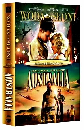 WODA DLA SŁONI / AUSTRALIA 2 DVD FOLIA