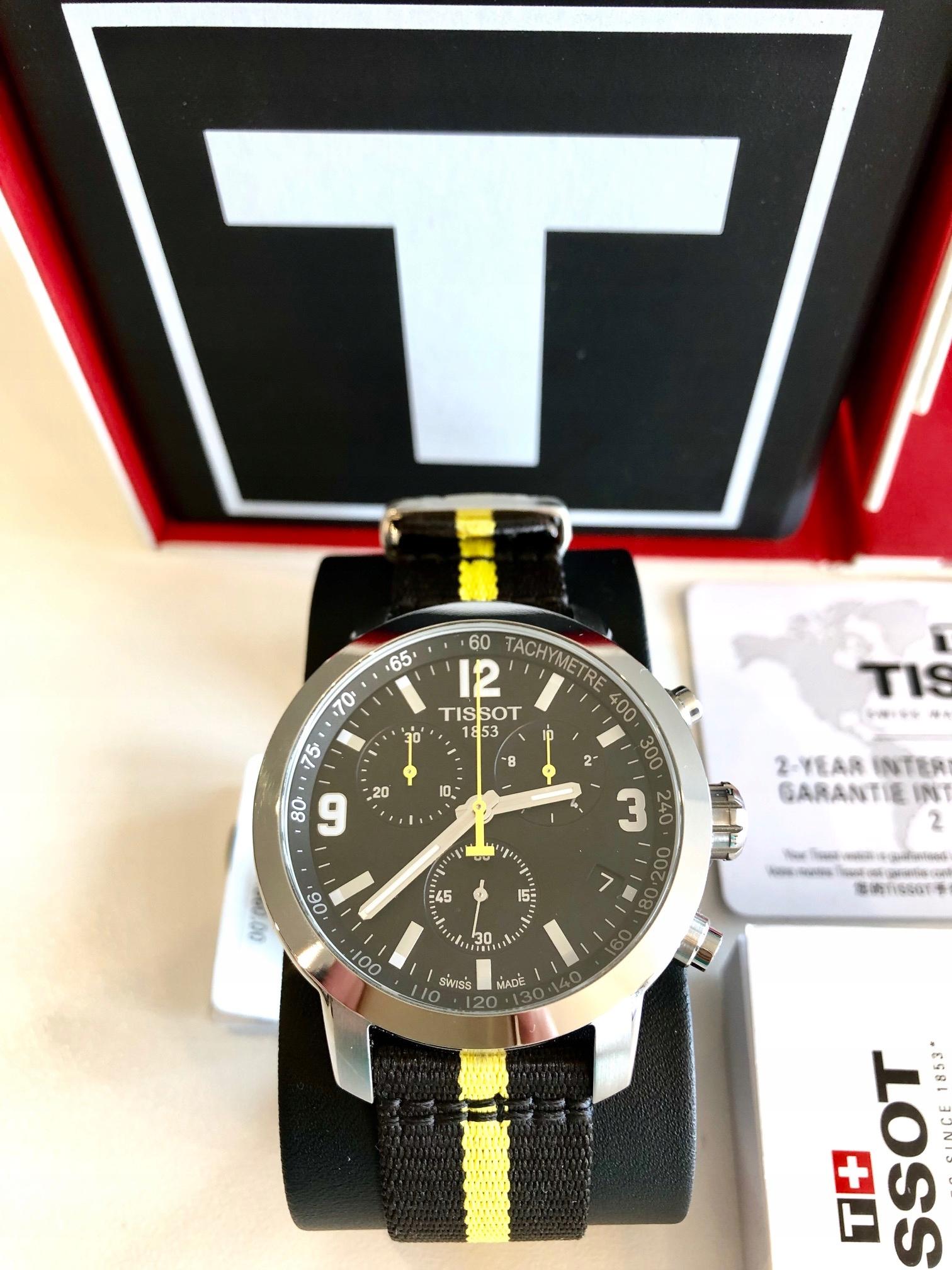 TISSOT PRC 200 T0554171705701