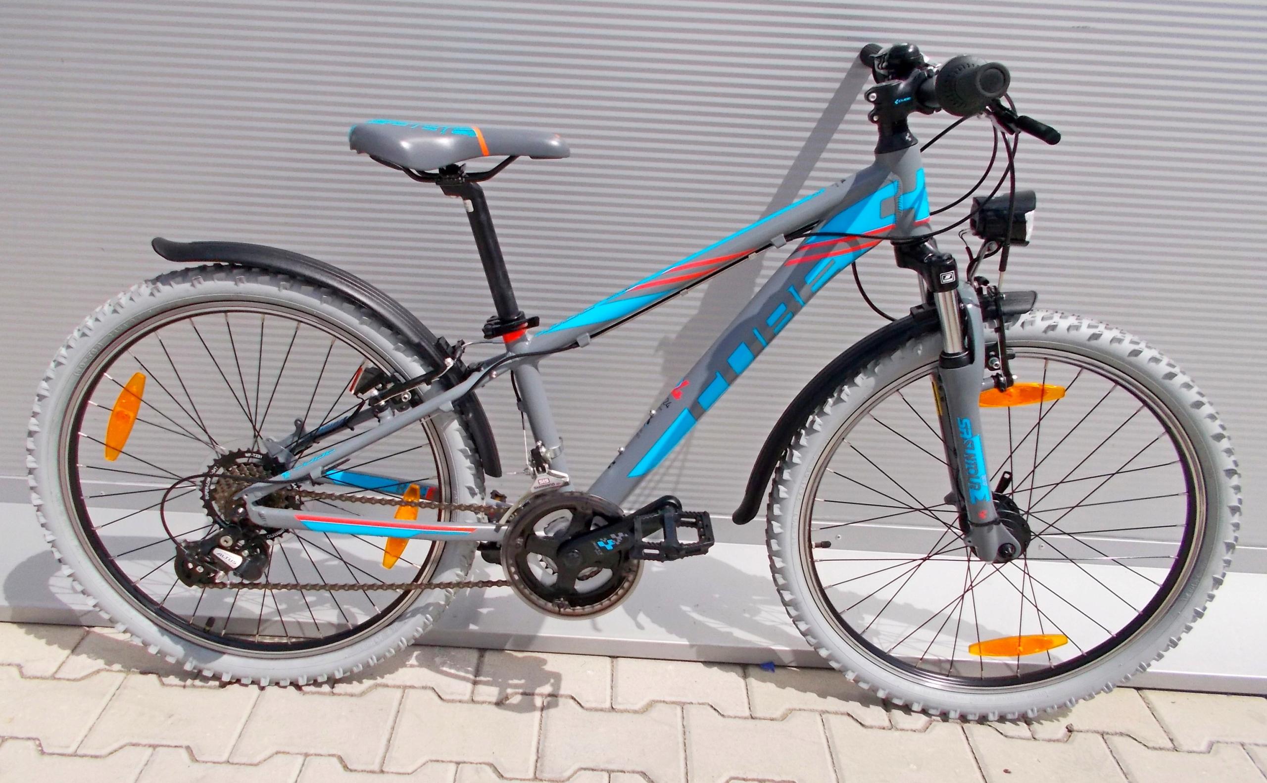 WYPRZEDAŻ Rower juniorski CUBE RACE 240
