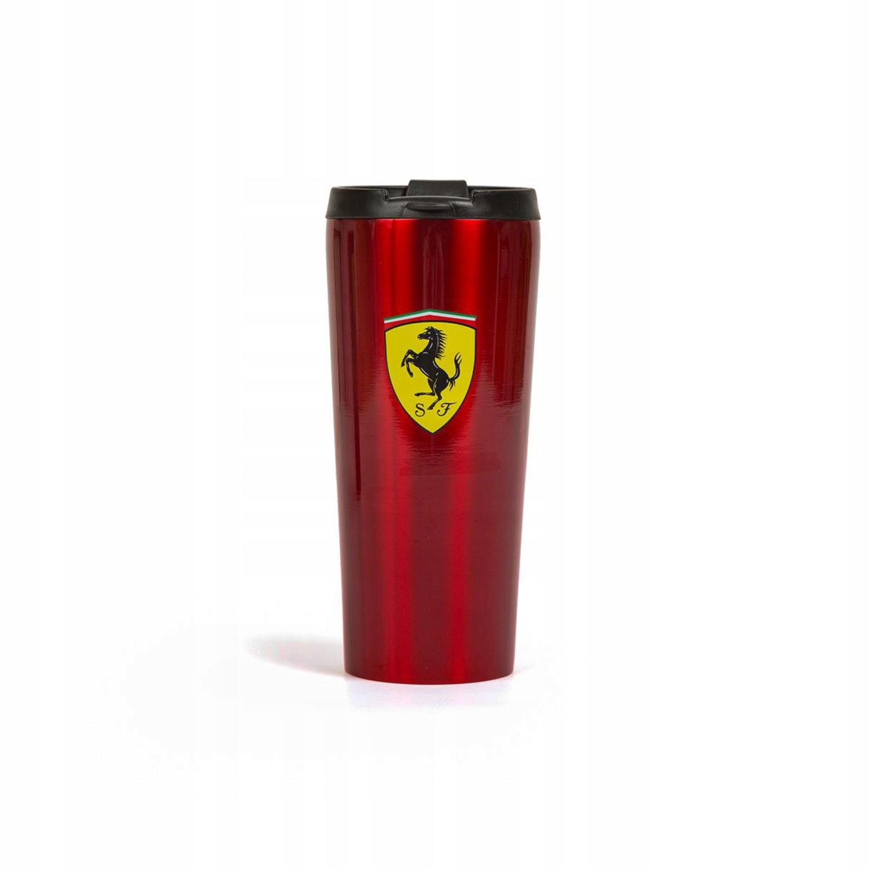 Kubek termiczny czerwony Ferrari F1 Team