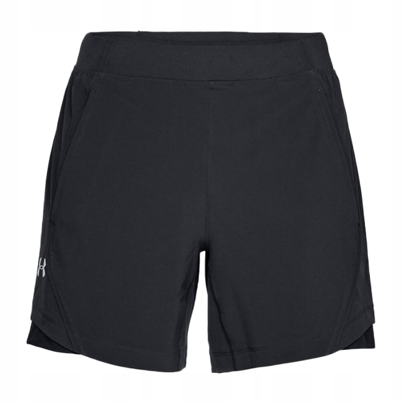Under Armour Speedpocket Linerles 6in Black # M
