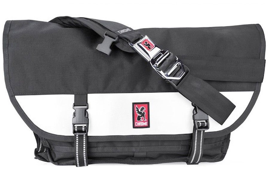 Chrome Citizen Messenger Bag -50% black/white