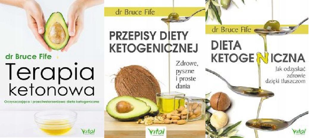 Terapia Ketonowa Przepisy Dieta Ketogeniczna Fife 7343242788