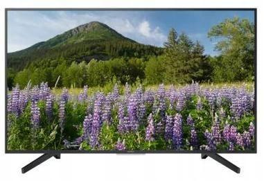 Telewizor SONY KD55XF7005 UHD uszkodzony