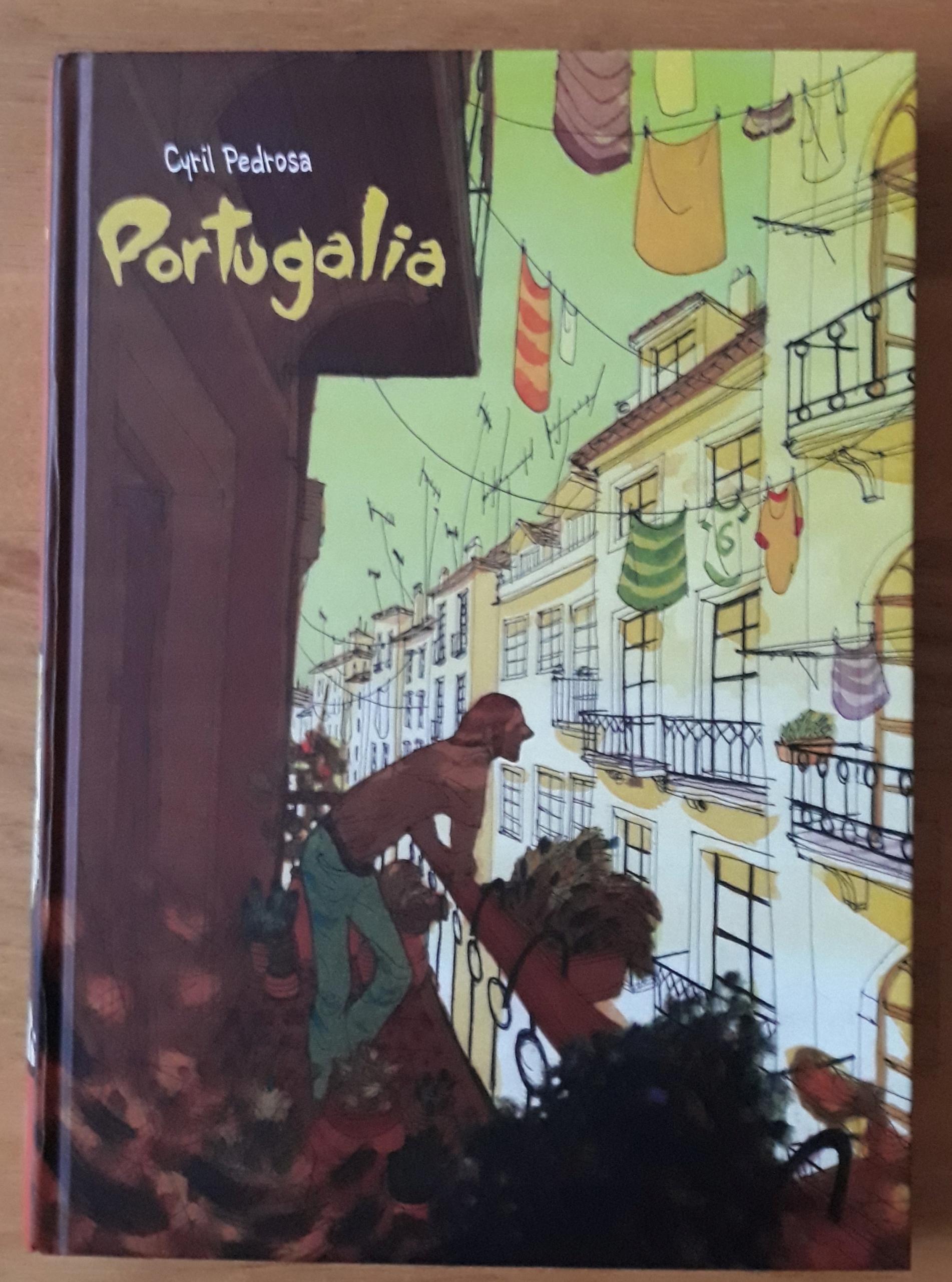 Portugalia - Cyril Pedrosa