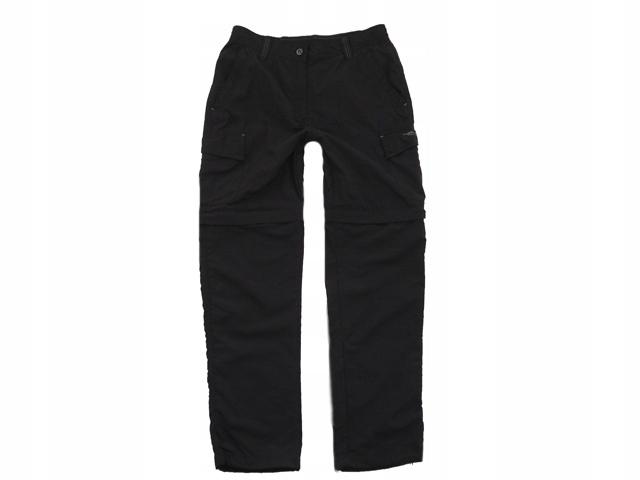 REGATTA ___ 2w1 Spodnie Spodenki TREKKINGOWE r M/L