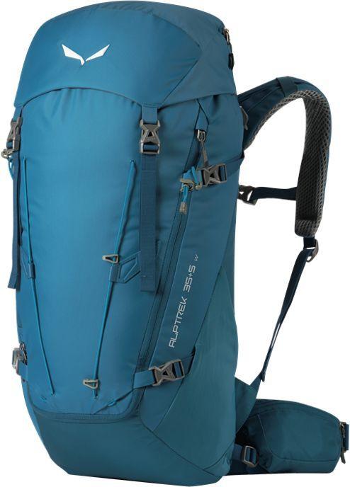Salewa Plecak trekkingowy Alptrek 35+5 Faience Blu