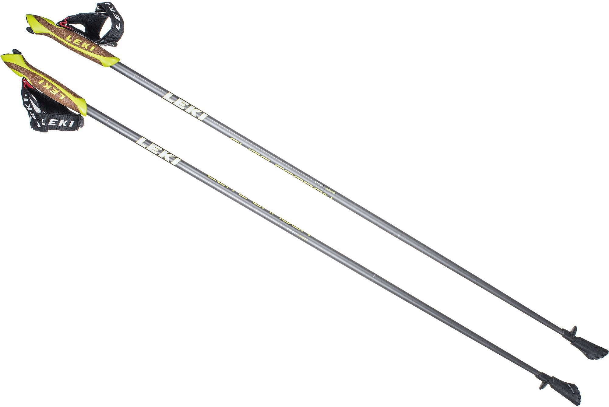 KIJE NORDIC WALKING ELITE CARBON LEKI 125cm