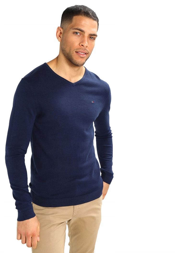 TOMMY HILFIGER __ LIGHT SOFT NEW SWEATER - M