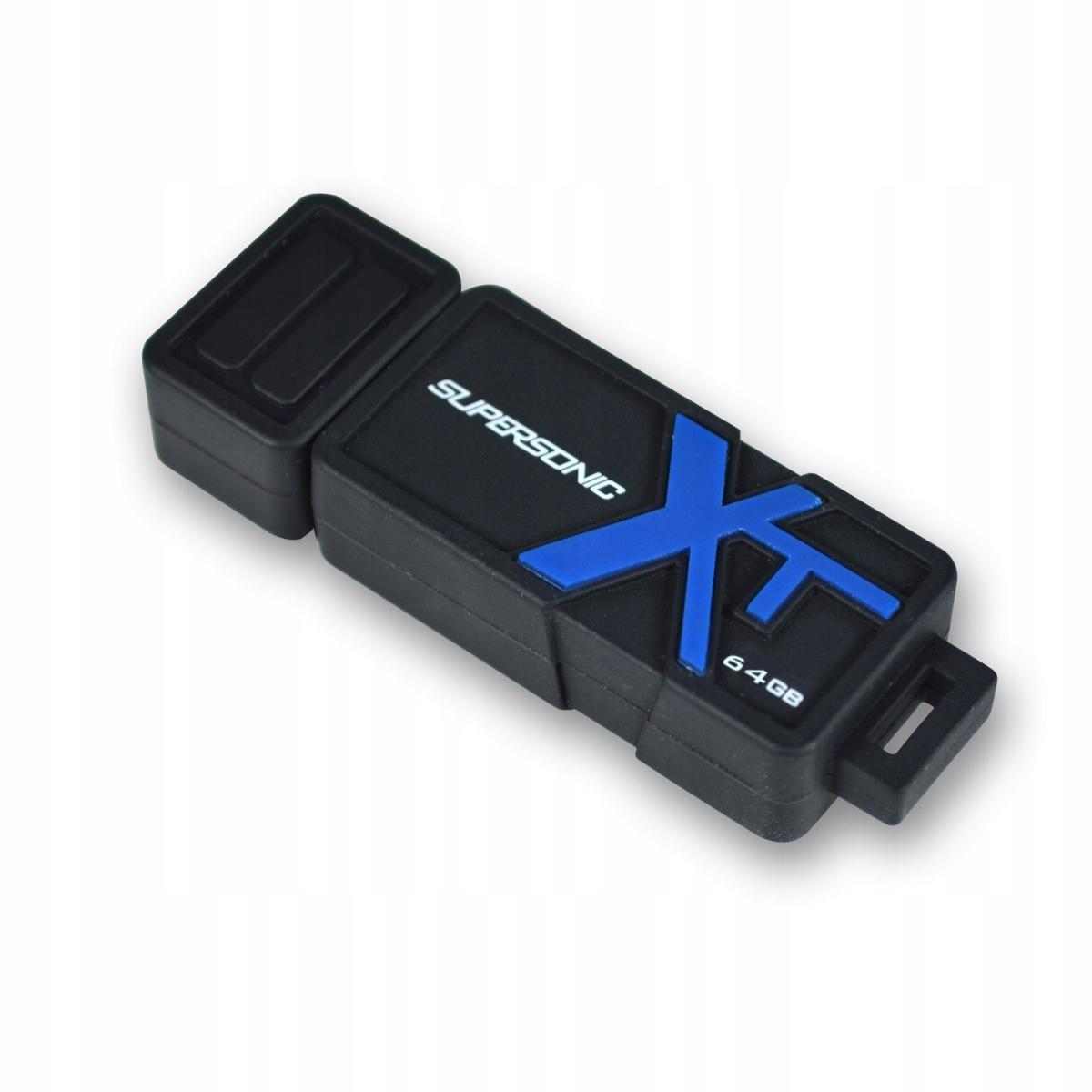PATRIOT Boost XT 64GB USB 3.0 150MB/s wodo