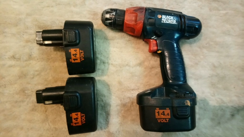Wkretarka Black Decker 14,4