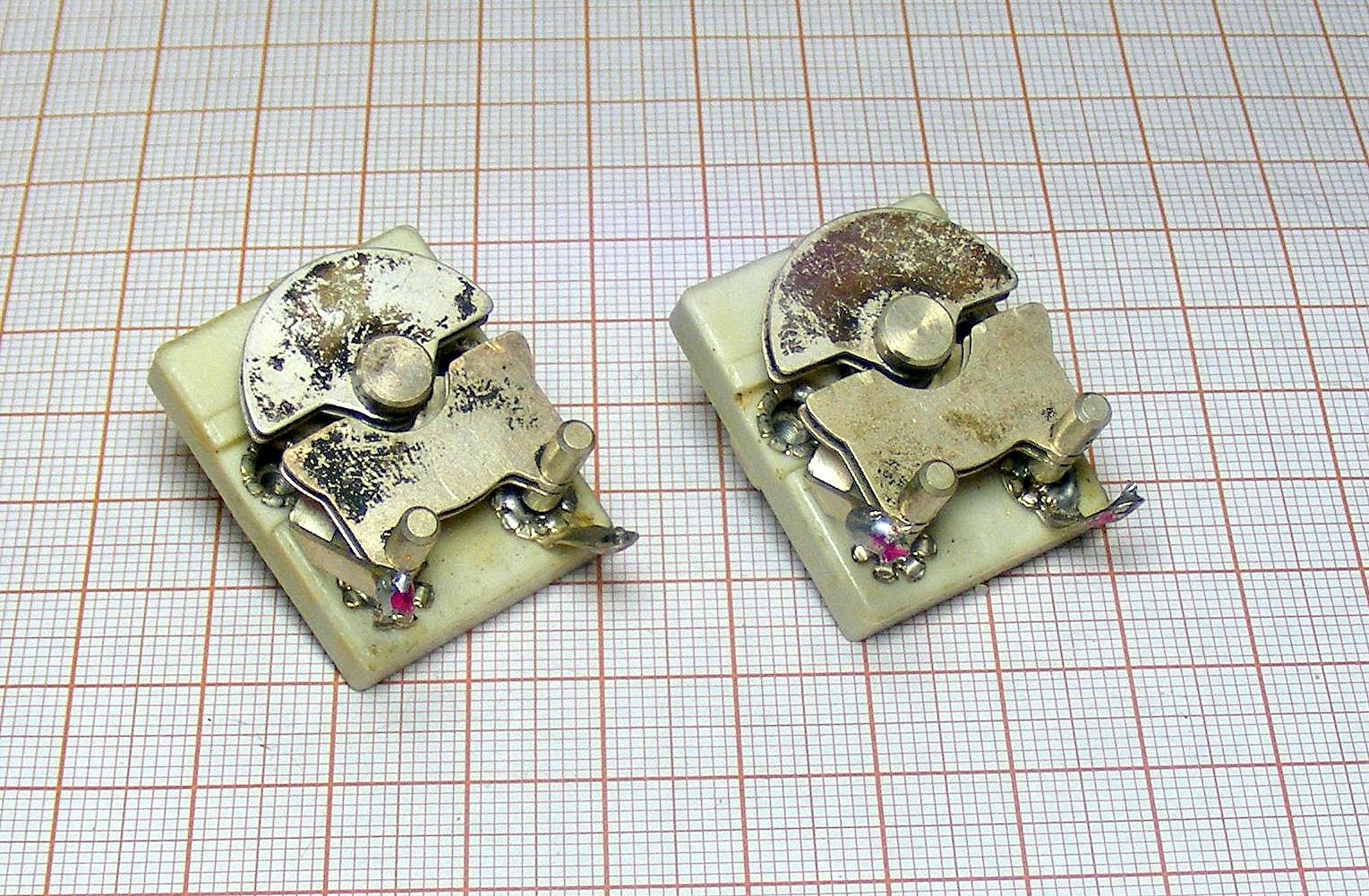 Kondensator powietrzny 15pF TRYMER DUCATI [0MA1]14