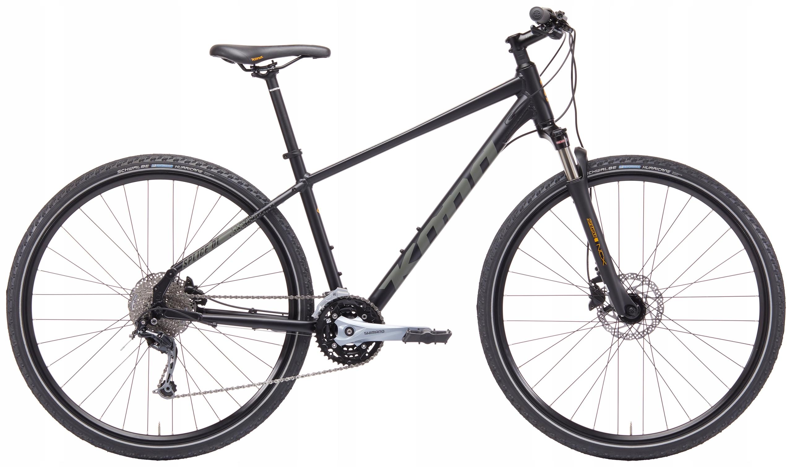 """KONA SPLICE DL 19"""" rower crossowy DEORE"""