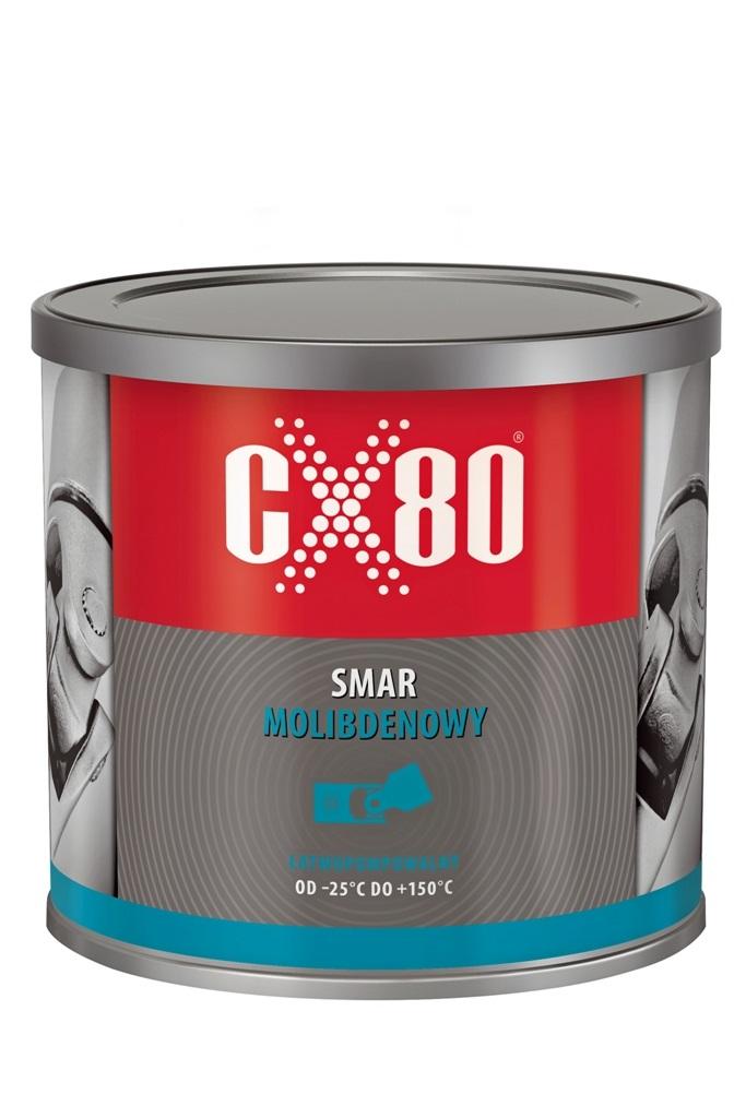 CX-80 SMAR MOLIBDENOWY DO SWORZNI Z EP 500g PUSZKA