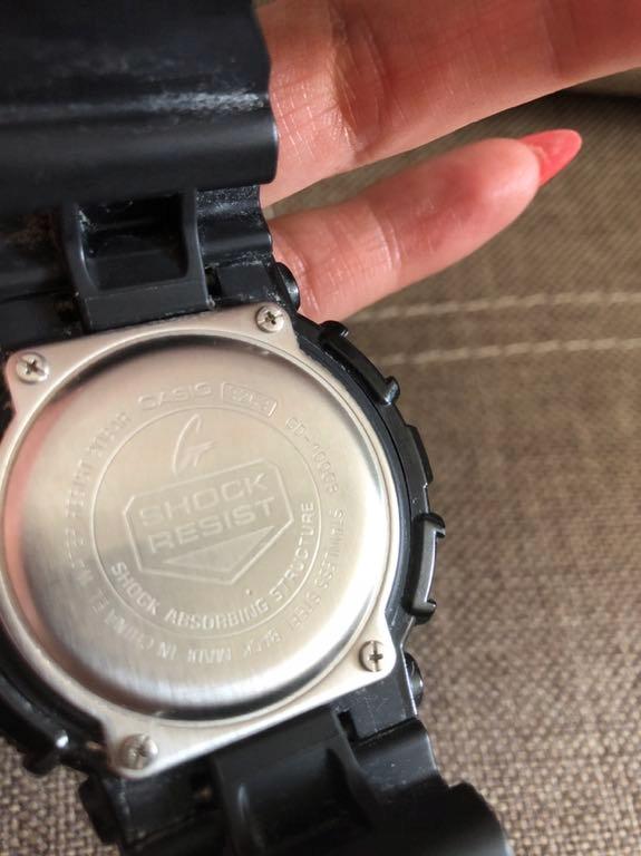 Zegarek Casio G-Shock GD-100GB-1