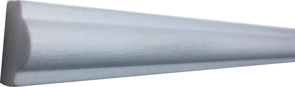 Listwa przysufitowa gładka biała H=23mm cena 2m